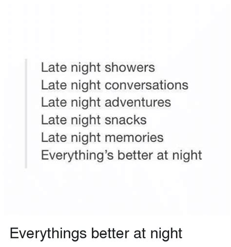 late conversations with my late books late showers late conversations late