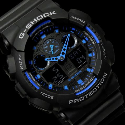 Exlcusive Ga 100 Ga 100 Ga 100 Ga100 Black Ori Bm Termurah 楽天市場 送料無料 g shock カシオ 腕時計 casio gショック 海外モデル ga 100 1a2 アナデジ デジアナ デジタル アナログ 腕時計 時計 うでどけい とけい 腕