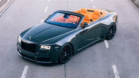 widebody rolls royce a widebody kit on a rolls royce it shouldn t work and