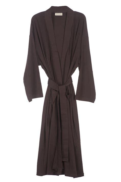 jersey knit robe organic cotton jersey knit robe fiber