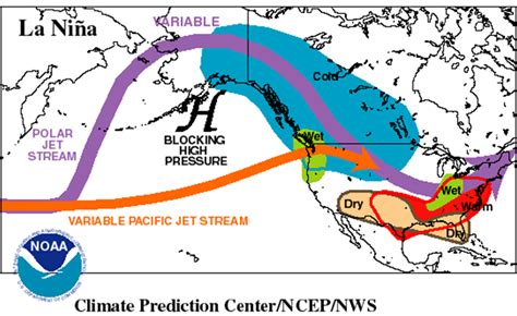 weather pattern definition la nina how does it impact our winter locally