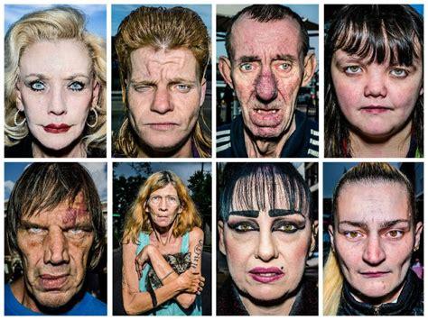 libro bruce gilden photofile face il nuovo libro di bruce gilden ritrae i volti di chi vive ai margini della societ 224
