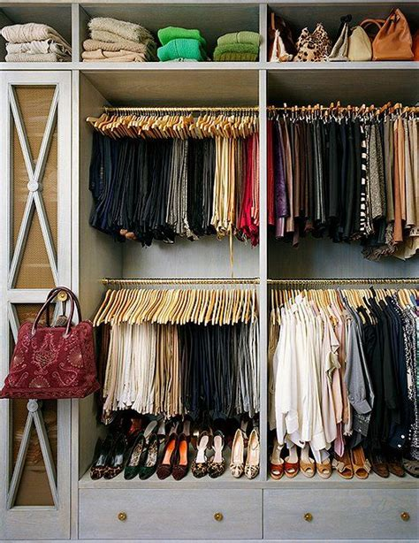 32 cool and smart ideas to organize your closet digsdigs 32 cool and smart ideas to organize your closet digsdigs