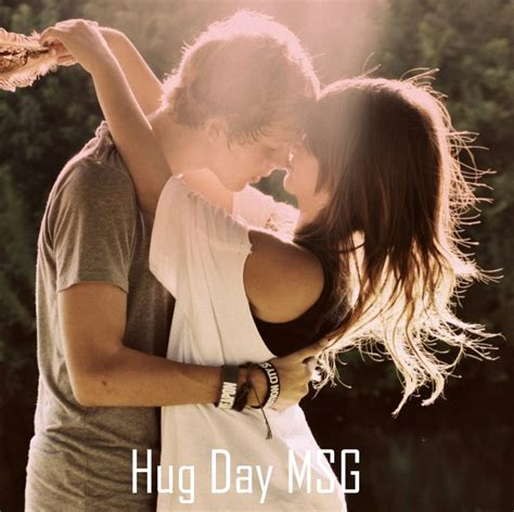 cute hug themes happy hug day messages sms wallpapers for boyfriend