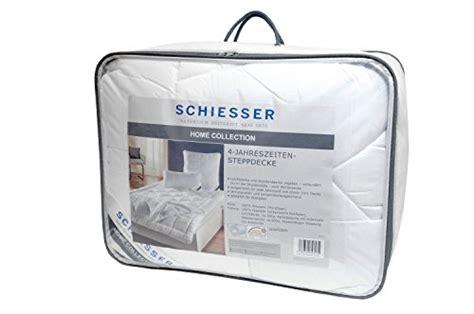 4 Jahreszeiten Bettdecke Allergiker by Schiesser 4 Jahreszeitendecke 2 Teilige Bettdecke 155