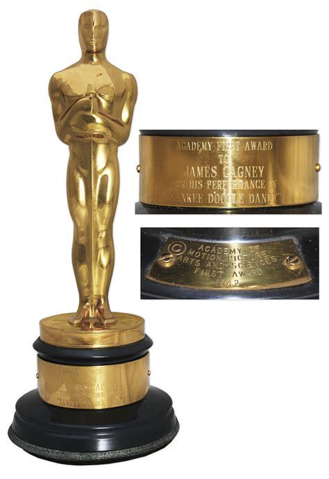 film oscar award james cagney memorabilia james cagney