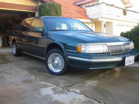 how cars work for dummies 1993 lincoln continental spare parts catalogs l3ugl3ear 1993 lincoln continental specs photos modification info at cardomain