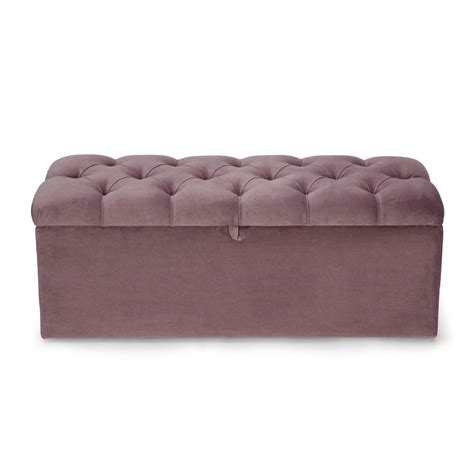 End Of Bed Ottoman Burford End Of Bed Ottoman By Within Notonthehighstreet