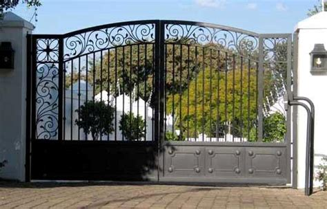 benefits of steel security gates i write home