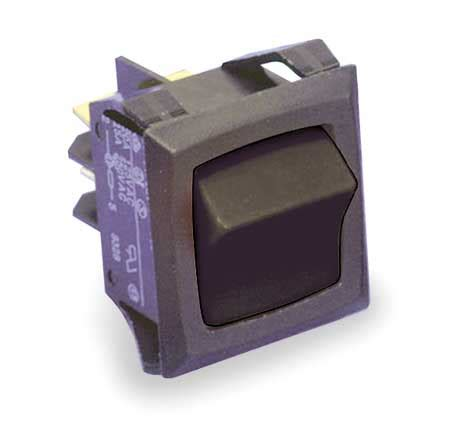 rb b carling technologies rocker switch spst 2 connections