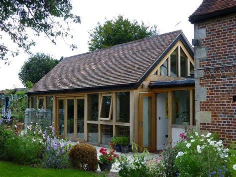 Timber Frame Home Interiors Extensions Pf Parsons
