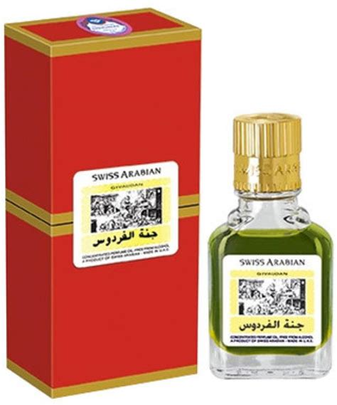 Parfum Swiss Arabian buy swiss arabian jannat ul firdaus edp 9 ml in india flipkart