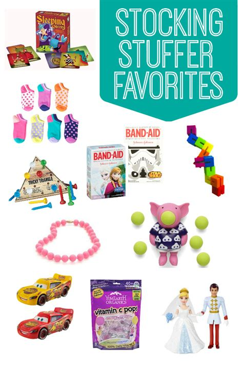 good stocking stuffers stocking stuffers for kids one lovely life