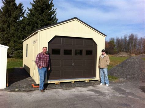Sheds Assembled And Delivered by 61 Best Ideas About Prefab Garage Sheds On