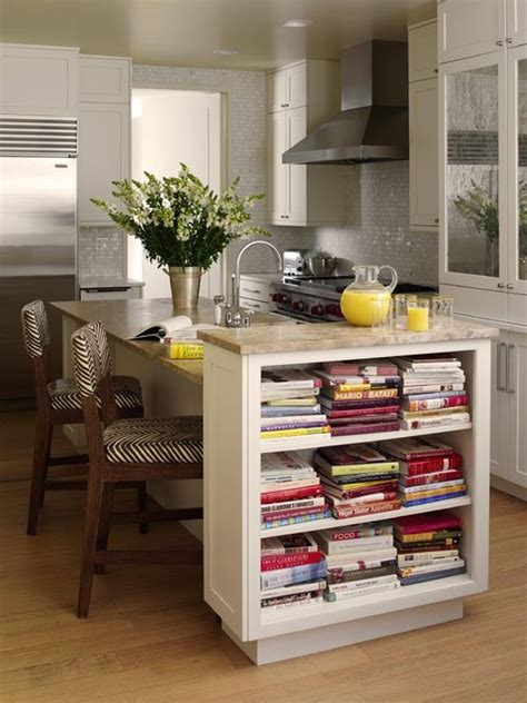 kitchen bookshelf ideas 20 unusual books storage ideas for book lovers