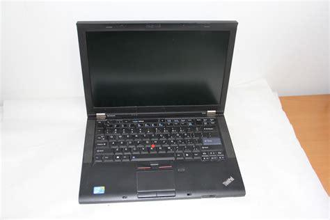 Laptop Lenovo Thinkpad T410 I5 lenovo thinkpad t410 laptop i5 2 4ghz 4gb ram fully