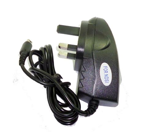 Charger Adaptor Ndsi 3ds Tw nintendo 3 pin wall adapter for nintendo dsi dsixl xl dsi 3ds ndsi mains charger ebay