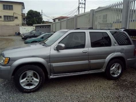 Infinity Jeep Infinity Jeep Qx4 2002 Model For Sale In Benin City Edo