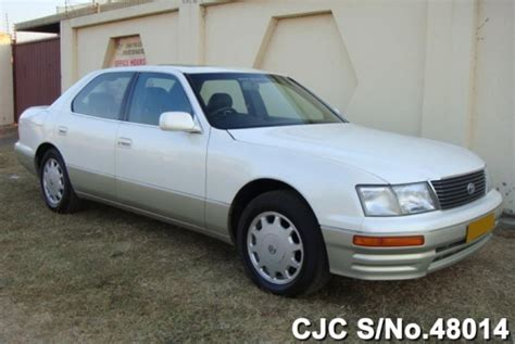 toyota celsior for sale 1996 toyota celsior pearl for sale stock no 48014