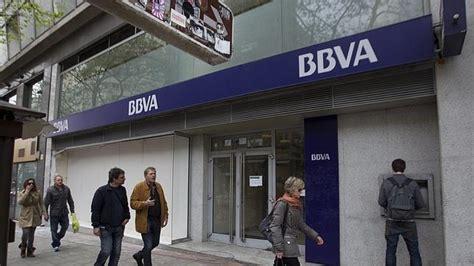 banco bvva bbva necesita volumen para romper los 8 euros y lanzarse