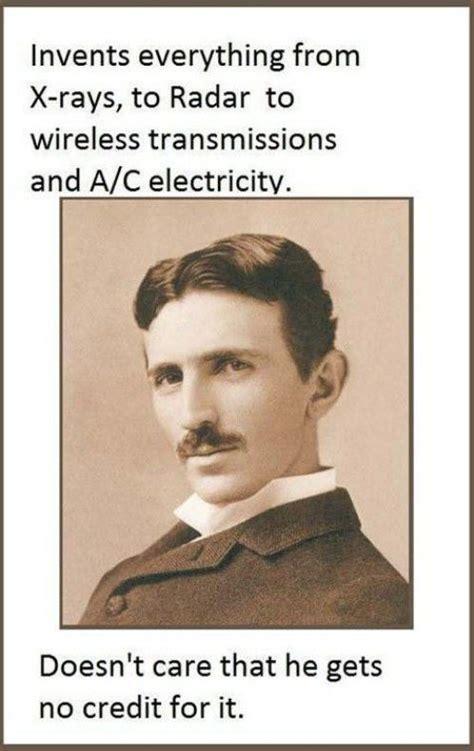 Nikola Tesla Facts For Facts About Nikola Tesla 6 Pics