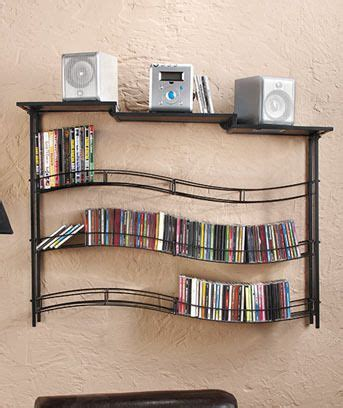 Wall Hanging Dvd Rack by Hanging Dvd Rack Dvd Storage Of Collection