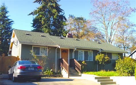 houses for sale in shoreline wa homes for sale in the ridgecrest neighborhood of shorel