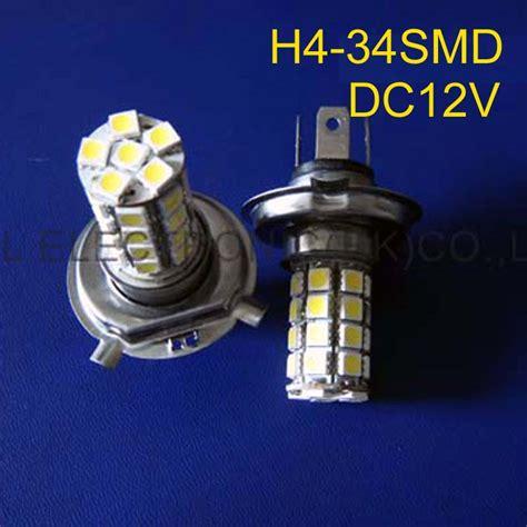 High Intensity Led Light Bulbs High Intensity 12v H4 Led Bulbs 6w 12v H4 Auto Led Lights Free Shipping 50pcs Lot In Light
