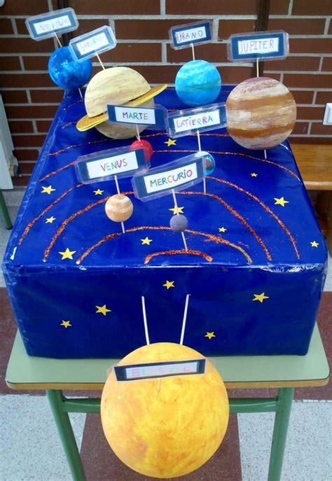 como hacer una maqueta la manera mas f 225 cil y r 225 pida las 25 mejores ideas sobre maquetas de sistema solar en
