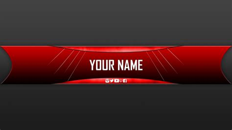 download youtube banner template youtube banner template download best business template