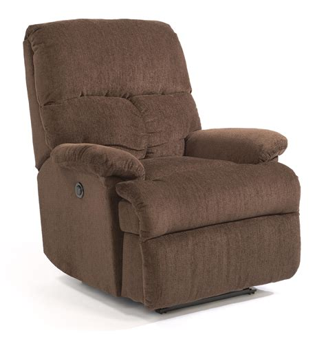 flexsteel triton recliner chair flexsteel triton 289r 501m power wall recliner with chaise