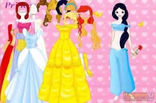 Disney princess dress up juegosamigos es