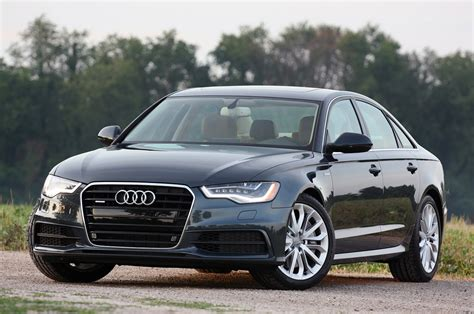 Audi A6 2012 by 03 2012 Audi A6 30t Quattro Review Jpg