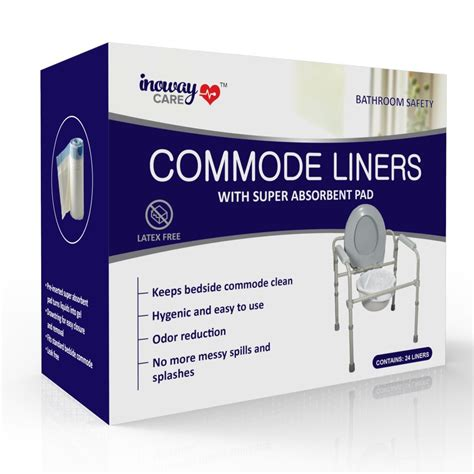 Commode Problems by Best In Bedside Commode Liners Helpful Customer