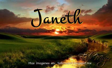 imagenes de amor para janeth todo mujer janeth significado de este nombre