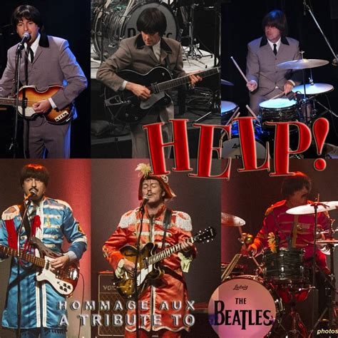 tribute   beatles beatles tribute band  montreal home facebook