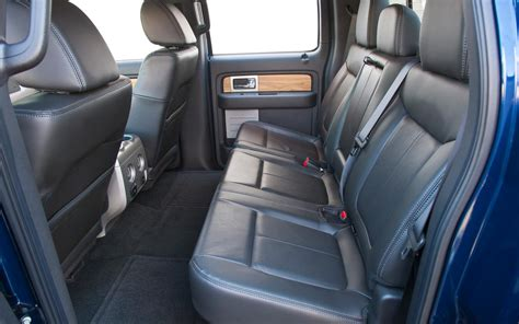 2011 ford f150 rear seat covers 2011 ford f 150 ecoboost lariat supercrew rear seats