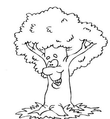 Tree Coloring Pages 2 Coloring Pages To Print Tree Coloring Pages Images