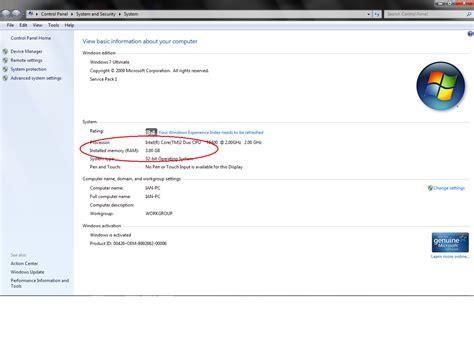 Menambah Ram Pada Pc pustaka iptekkes cara menambah atau mengganti ram pada laptop