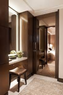 Vanity Mirror With Lights Singapore Studio Room Vanity Area At Marriott Singapore Designed By