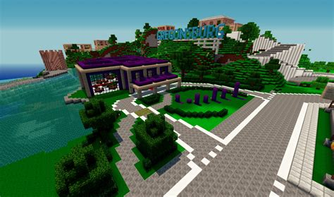 Modern Home Blueprints by Modern Restaurant Minecraft Project