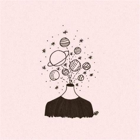 doodle planet flower best 25 cool doodles ideas on cool simple
