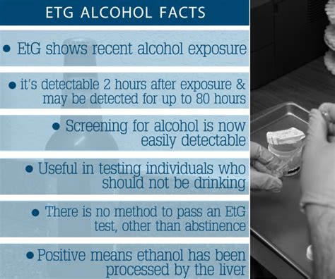 Pass Etg With Detox Drink by How To Pass Etg Ets Test