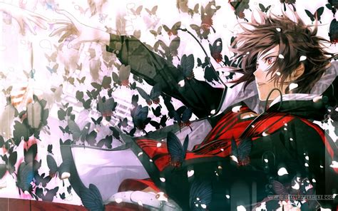 wallpaper anime amnesia butterflies wallpaper and background image 1280x800 id