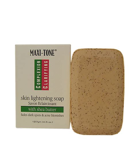 Allora Skin Lightening Soap clear essence skin lightening soap with shea butter