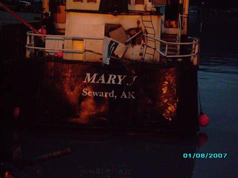 alaska fishing boat crash fishing in alaska horrendous boat crash freewheelings