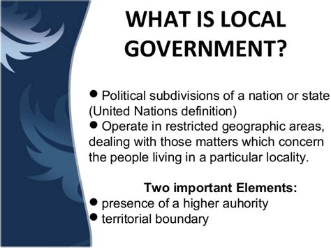 What Is The Meaning Of L by Local Government Unit Philippines Merle Comidoy