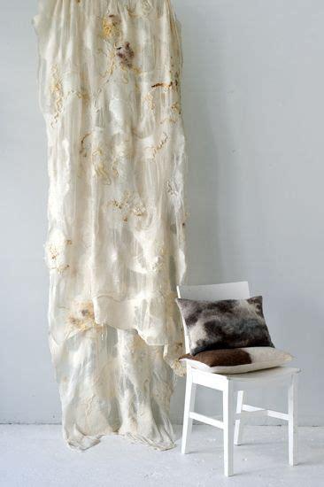 felt curtains beatrice waanders thesoftworld com felted curtain