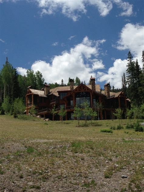 George Strait House by Just Walked By George Strait S House In Telluride Co