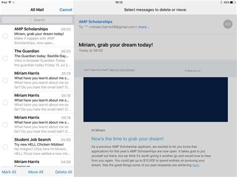 how to delete all emails from mail in how to delete emails on macworld uk